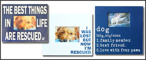 Dog Lover Frames
