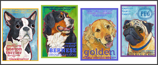 Ursula Dodge Breed Prints